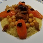 Veritable Couscous Végétarien à Limoges